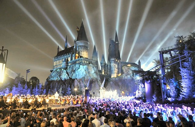Wizarding World of Harry Potter at Universal Studios, Orlando