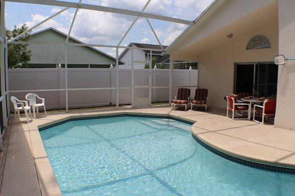 Villa Pool Deck