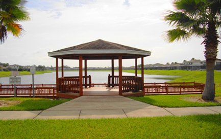 Fishing gazebo