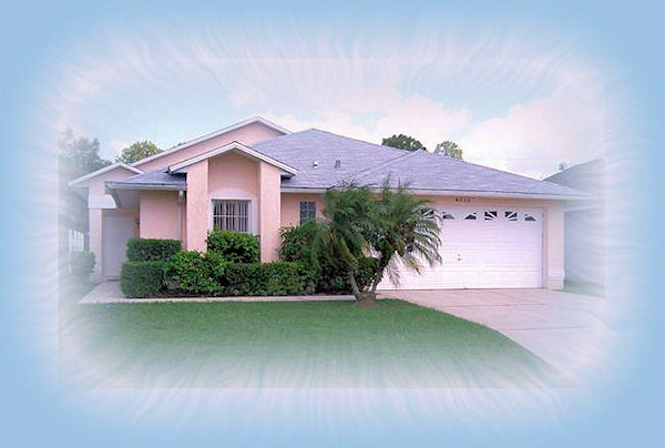 3 Bed Florida Villa sleeps 8. Private Pool. Wi-Fi.