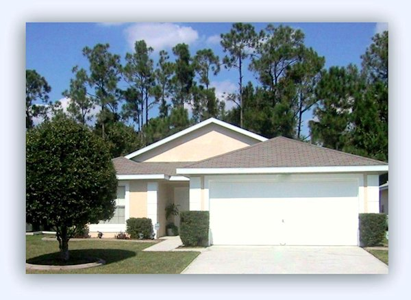 3 Bed Florida Villa sleeps 7. Private Pool. Wi-Fi. Games Room.