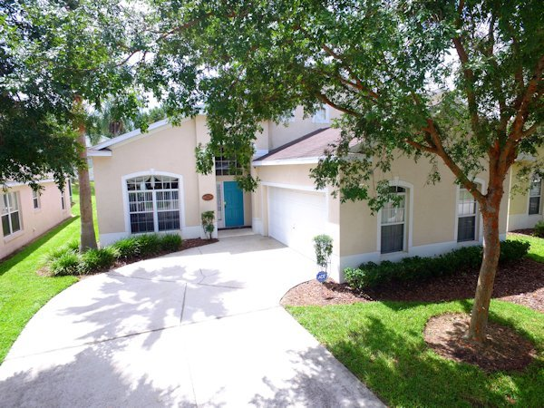 5 Bed Florida Villa sleeps 12. Private Pool/Spa. Wi-Fi. Games Room.