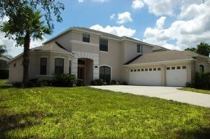 7 Bed Florida Villa sleeps 15. Private Pool/Spa. Wi-Fi. Games Room.