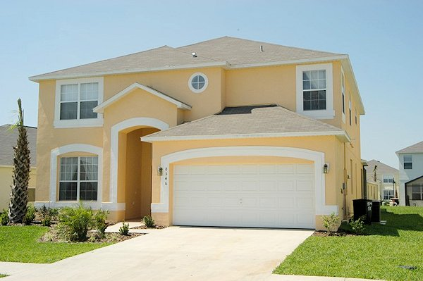 6 Bed Florida Villa sleeps 13. Private Pool/Spa. Wi-Fi. Games Room.