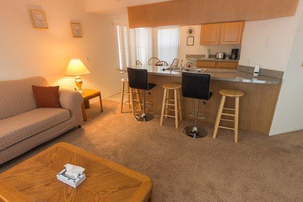 Open Plan Kitchen & Second Lounge